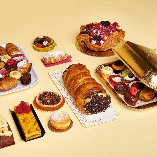 Novacart food display items
