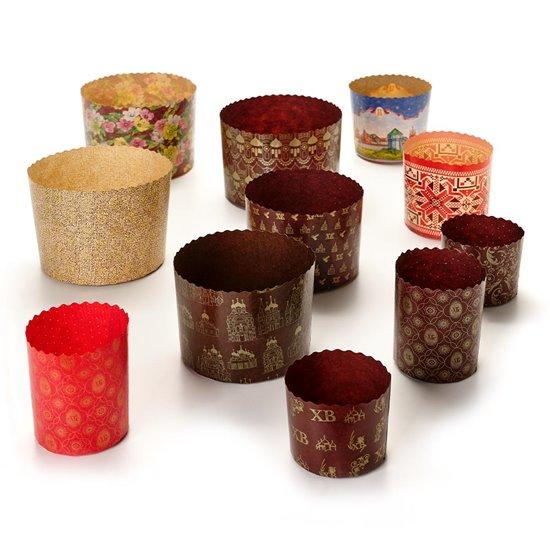 Novacart Russia P series baking molds