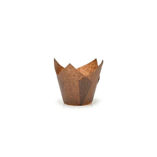 Novacart Russia brown Tulip Cup V9I60214RU