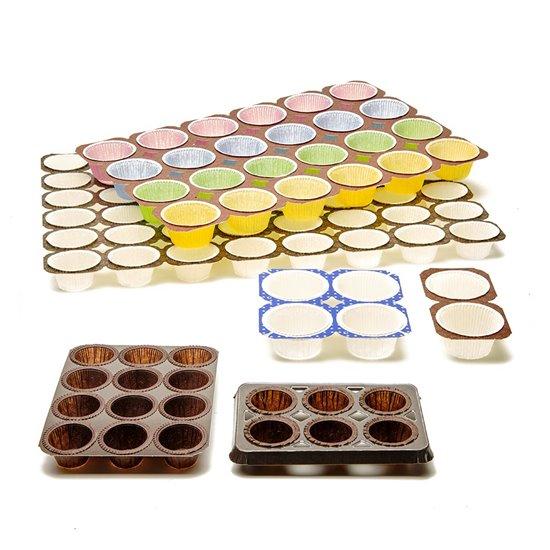 Novacart NTS muffin trays