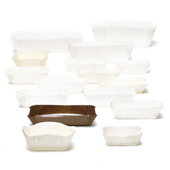 Novacart Rectangular Cups Series