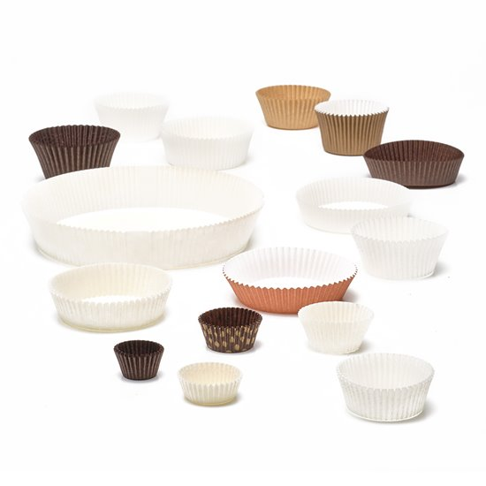 Novacart Round Cup series baking cups