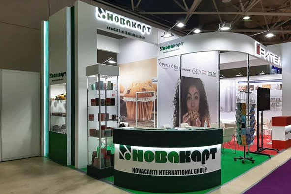 novacart modern bakery moscow stand