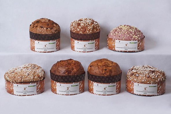 Panettone 2021: the winners' pastry creations