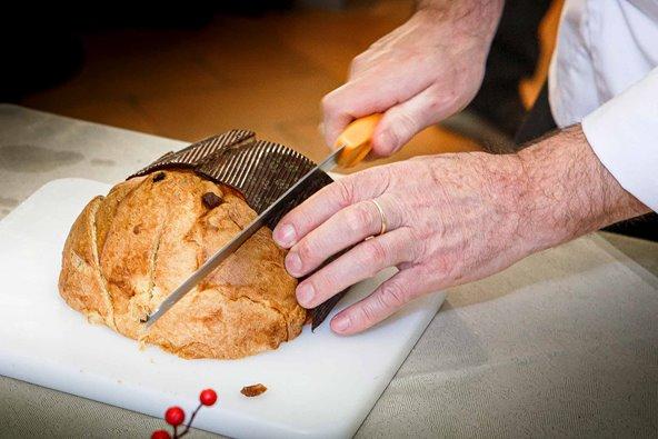 Panettone World Cup Novacart G9F03059 baking mold