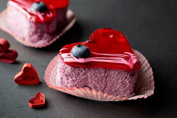 Novacart Valentine recipe mousse